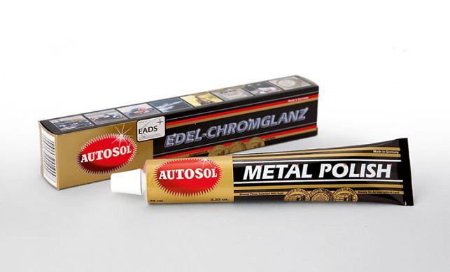 Autosol Metal Polish - fém polírozó